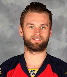 JAKUB KINDL 46 Defense 6 3 199 Shoots: Left Born: Feb. 10, 1987, Sumperk, Czech Republic Age: 29 Acquired: From Detroit in exchange for a 2017 6th round draft pick, Feb.