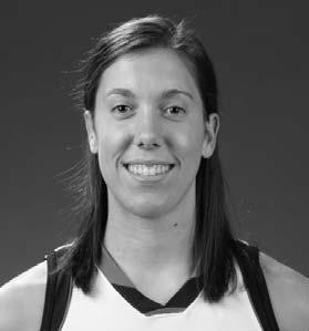 2007-08 Liberty University # 41 Molly Frazee 6-2, Jr. Guard/Forward Xenia Christian HS Xenia, Ohio 2007-08 (Jr.): Sits second on the team in three-point field goal percentage (.