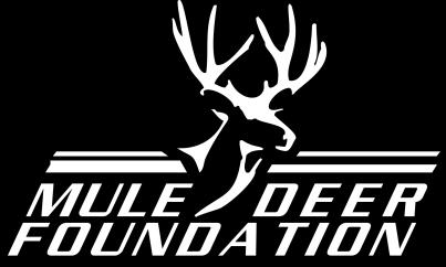 Therefore, objectives of the mule deer restoration project are to (1)