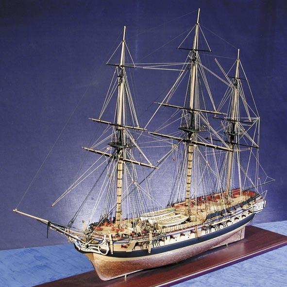 NELSONS NAVY ~ HMS DIANA HMS Diana, the second built in the Artois class was designed by Sir John Henslow.