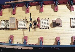 NELSONS NAVY ~ HMS SNAKE The Snake kit has been designed with the novice / intermediate builder in mind and is ideal as a first or second model for the introduction to plank on frame building.