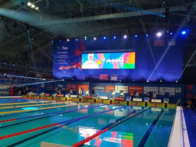 PROGRAMME MEET 3 (EINDHOVEN & SINGAPORE) CLUSTER 1 + 3 DAY 1 13 EVENTS DAY 2 12 EVENTS WHAT S > 100 M BREASTSTROKE WOMEN > 100 M BACKSTROKE MEN > 100 M FREESTYLE WOMEN > 100 M FREESTYLE MEN > 50 M