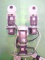 The optical sensor is for initialization; the absolute encoder is used for real time tracking of the joint s position. Figure 9.
