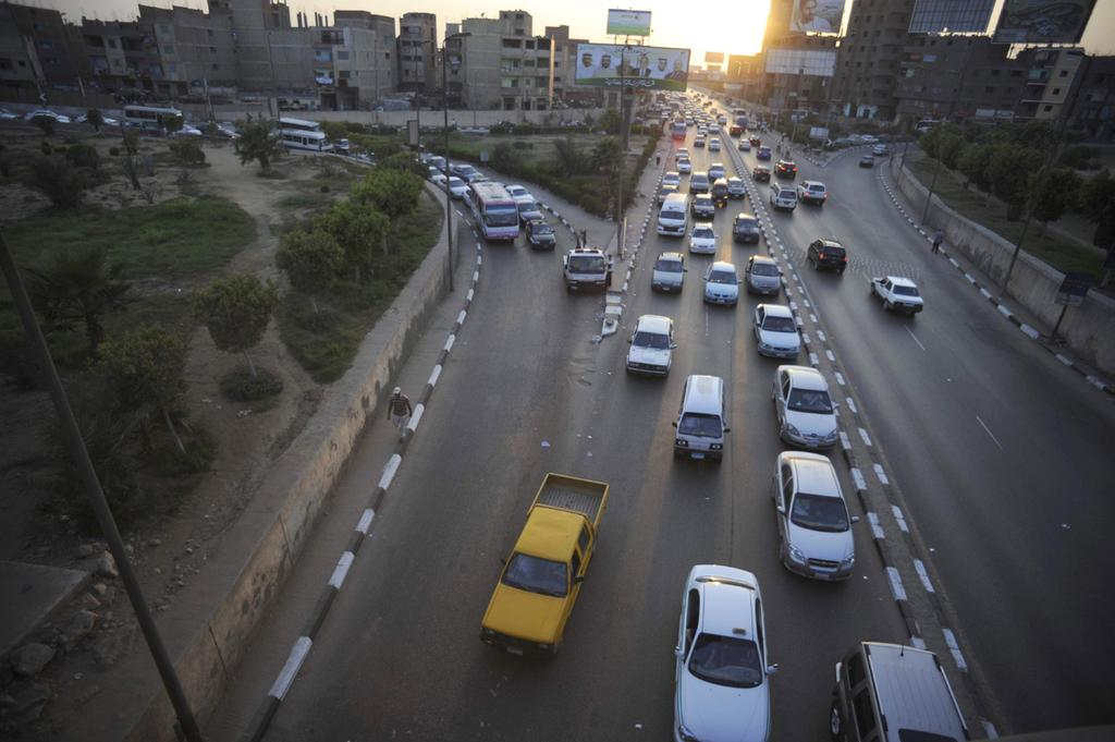National Milestones for the Decade of Action for Road Safety 2011-2020 Background Road traffic injuries are a leading cause of deaths and hospitalization in Egypt.