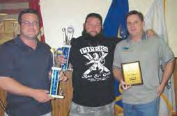 Phlps, Tom Vaughn 2nd Plac - Piprs #4: Richard Elo, Knny Barntt 1st Plac - Btty