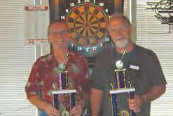 WEST REGION NEWS Bullhad Billiard & Darts Las Vgas, NV Snior Lagu Th Snior Lagu hld ir nd of