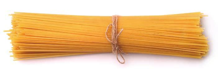 is allowed to touch the dry spaghetti only one spaghetti stick at a