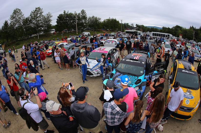 RALLYfest In 2016 we organized Rally Festivals: Rally Park: Fan Zone club, shops, attractions.