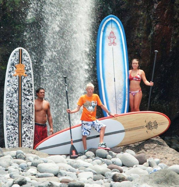 Today, standup paddling is center stage at Surf Expo, and the running comment among industry