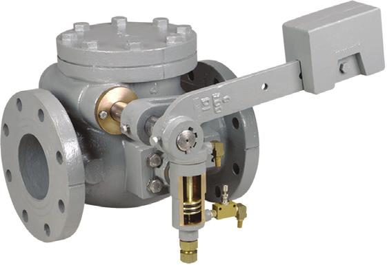 Valves are field covertible to broze air cushio or oil cushio systems. Both series have iteral ad exteral epoxy coatig coformig to AWWA C550 stadard.
