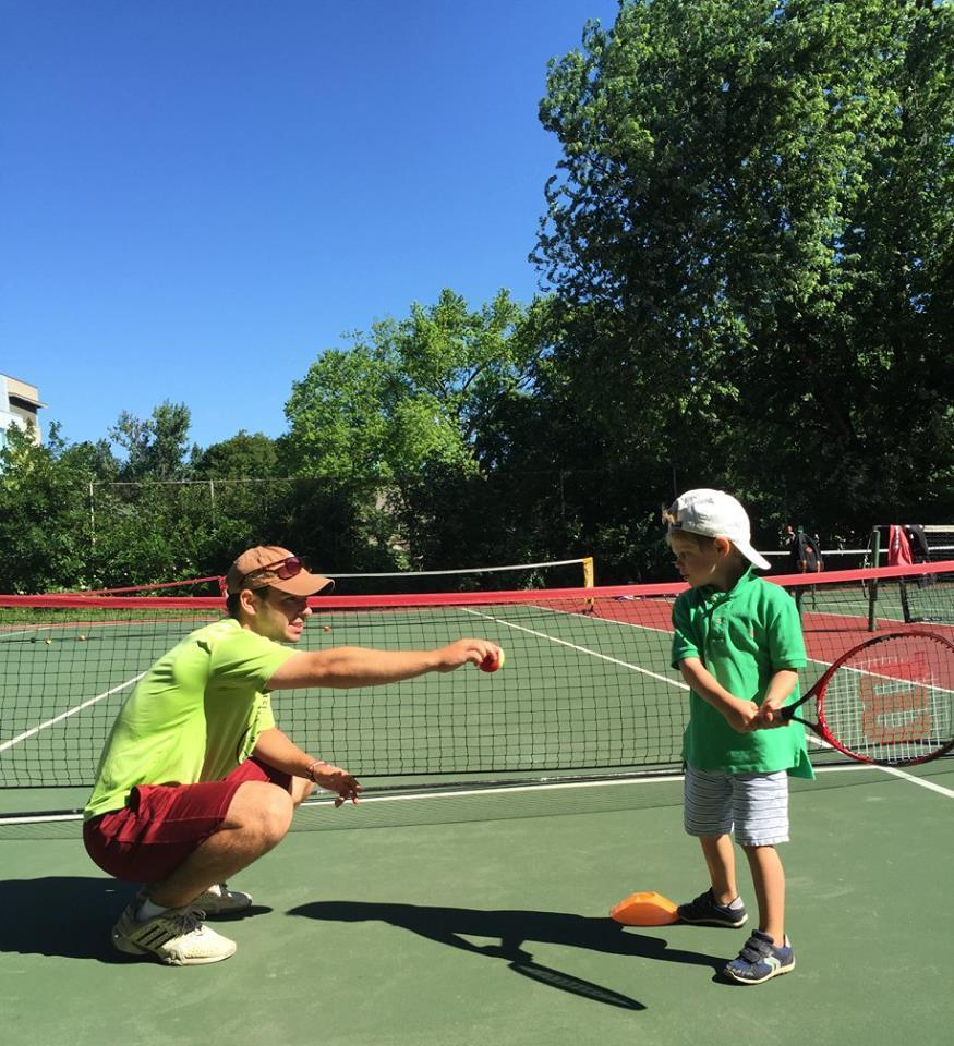 Our programming has expanded to include Tennis programs for all ages and skill levels, Soccer, Basketball, after-school and weekend programming and even advanced lessons and adult clinics.