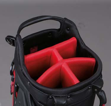 PLAYERS 5 StaDry STAND BAG HIGH PERFORMANCE WATERPROOF TECHNOLOGY 1 Proprietary stand
