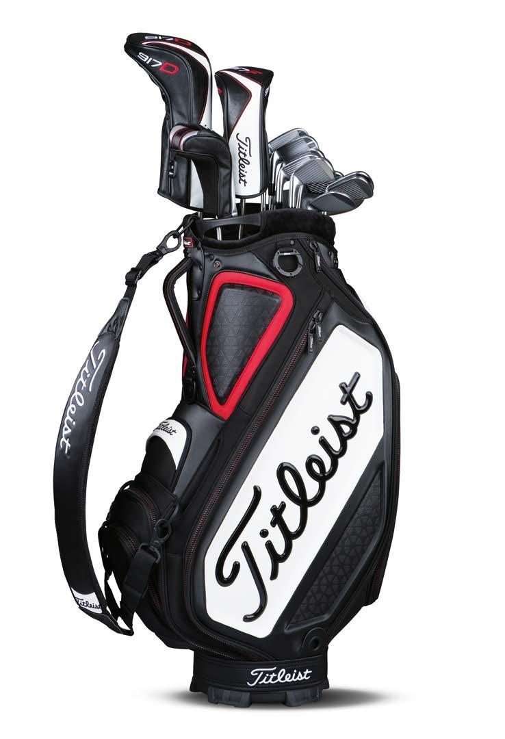 TOUR STAFF BAG PREMIUM MATERIALS AND HIGH QUALITY CONSTRUCTION Lighter weight construction 1 Military-grade
