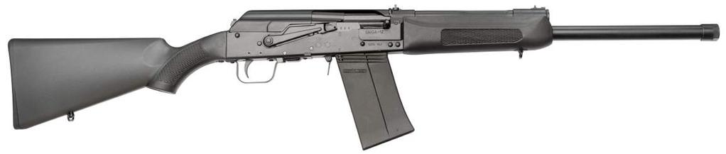 S A I G A CONTACT US FOR MORE INFORMATION: (215) 949-9944 S A I G A S H O T G U N IZ109 The Superiority of the Autoloader.
