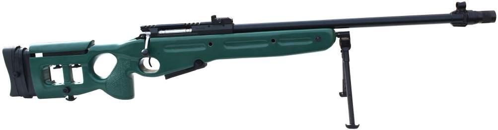 I Z H M A S H B I - 7-2 K O TARGET RIFLE. This collectable and practical.22 LR target rifle features the famous Biathlon toggle lever action for quick round chambering.