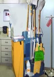Maintaining Work Areas: Housekeeping Clean