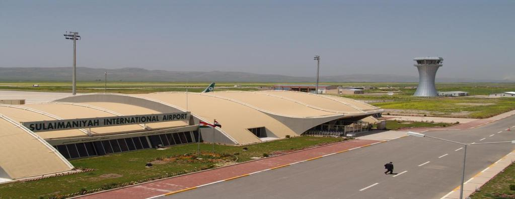 "KURDISTAN REGIONAL GOVERNMENT SULAYMANIYAH INTERNATIONAL AIRPORT MATS APPENDIX "" O "" SPEED"