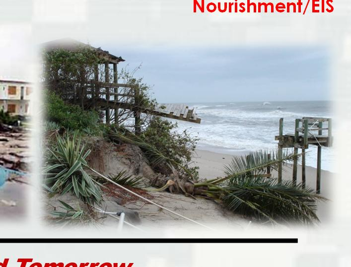 FEMA Local Sponsor Ash Wednesday Northeaster (storm surge east coast) Post-Hurricane Frances & Jeanne Photos in Study Area