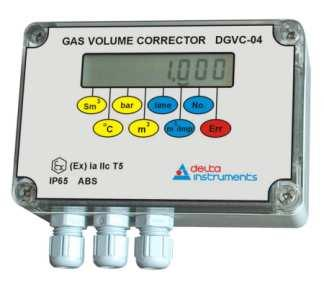 Electronic gas volume corrector model DGVC-04 1.