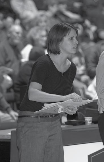 - Assistant Women s Coach, Pittsburg State University, Pittsburg, Kan.
