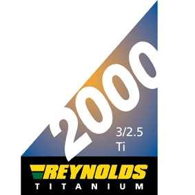 Reynolds 3/2.5 seamless Titanium Reynolds carry stocks, but please check availability before ordering Frame tube BT122 31.75.95/.75/.96 625 75.50.280.50.170 BT125 31.75.9/.7/.9 569 112.50.282.50.75 oval at 75mm butt BT123 34.