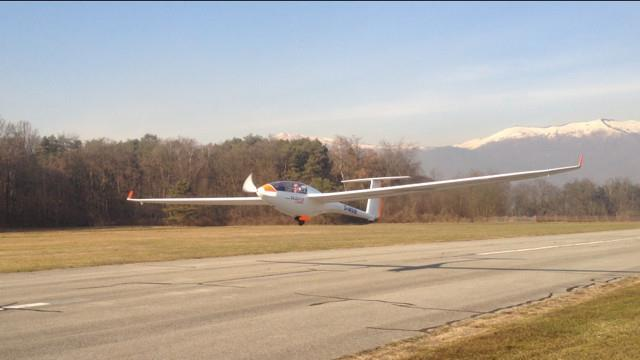 Convergence of interest between powered sailplane and microlight?