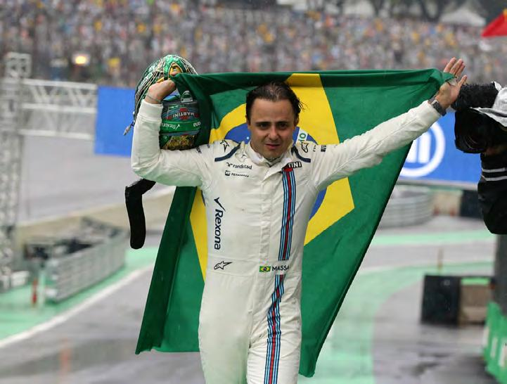 Featuring Brazilian race favourite and current Williams driver Felipe Massa, guests will be able to participate in Q&A sessions, enjoy a meet-and-greet and pose for pictures with this race