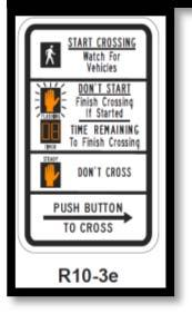 2 INTERSECTION SIGNING The Minnesota Manual on Uniform Traffic Control Devices (MN MUTCD) provides the legal standards for the design and use of traffic signs.