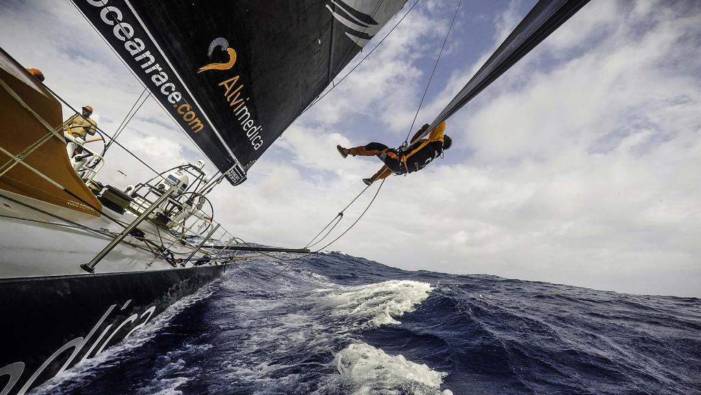 VOLVO OCEAN RACE OVERVIEW The Volvo Ocean Race is the world s premier offshore race, an exceptional test of sailing prowess and human endeavor, which started over 40 years ago.