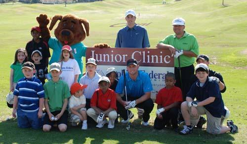 YOUTH GOLF CLINIC SPONSOR $5,000 If you target audience consists of kids and family, then title sponsorship of
