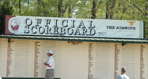 OFFICIAL SCOREBOARD SPONSOR $2,500 Imagine your company name and logo seen by everyone who looks at the Scoreboard.
