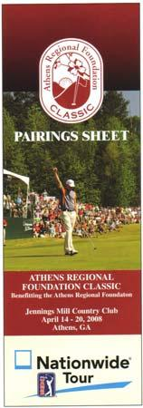 Everyone at the Tournament grabs a Pairings Sheet, and this is a great way to