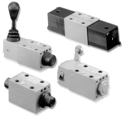 Vickers Directional Controls Directional Control Valves