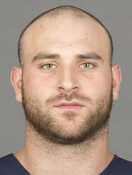 CHICAGO BEARS PLAYERS 75 KYLE LONG Ht: 6-6 Wt: 313 Age: 24 College: Oregon Acquired: 1st round of the 2013 draft (20th overall) GUARD LONG COLLEGE CAREER: Played in 11 games at Oregon, starting his