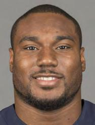 CHICAGO BEARS PLAYERS 78 CORNELIUS WASHINGTON Ht: 6-4 Wt: 265 Age: 23 College: Georgia WASHINGTON Acquired: 6th round of the 2013 draft (188th overall) DEFENSIVE END COLLEGE CAREER: Started 25-of-51