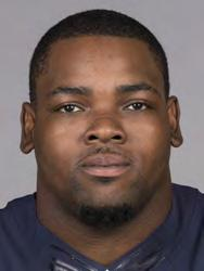 PLAYERS 78 JAMES BROWN Ht: 6-4 Wt: 306 Age: 24 College: Troy Bears Season: 2 NFL Season: 2 Acquired: Undrafted free agent in 2012 GUARD/TACKLE PRO CAREER: Played in 5 games for the Bears in 2012,