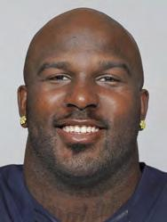 PLAYERS 91 SEDRICK ELLIS Ht: 6-1 Wt: 307 Age: 27 College: USC Bears Season: 1 NFL Season: 6 Acquired: Unrestricted free agent in 2013 (NO) DEFENSIVE TACKLE PRO CAREER: Started all 70 games played in