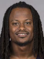 PLAYERS 26 TIM JENNINGS Ht: 5-8 Wt: 185 Age: 29 College: Georgia Bears Season: 4 NFL Season: 8 Acquired: Unrestricted free agent in 2010 (IND) CORNERBACK PRO CAREER: 2012 Pro Bowler has played in 99