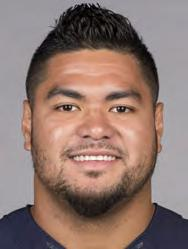 PLAYERS 92 STEPHEN PAEA Ht: 6-1 Wt: 300 Age: 25 College: Oregon State Bears Season: 3 NFL Season: 3 Acquired: 2nd round of the 2011 draft DEFENSIVE TACKLE PRO CAREER: Appeared in 26 games with 14