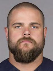 PLAYERS 68 MATT SLAUSON Ht: 6-5 Wt: 315 Age: 27 College: Nebraska Bears Season: 1 NFL Season: 5 Acquired: Unrestricted free agent in 2013 (NYJ) GUARD PRO CAREER: Started 48 of 51 games played for the