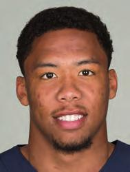 23 KYLE FULLER Ht: 5-11 Wt: 190 Age: 22 College: Virginia Tech Acquired: 1st round of the 2014 draft (14th overall) CORNERBACK FULLER COLLEGE CAREER: Finished his collegiate career starting 41-of-50