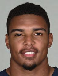 45 BROCK VEREEN Ht: 5-11 Wt: 199 Age: 21 College: Minnesota Acquired: 4th round of the 2014 draft (131st overall) SAFETY VEREEN COLLEGE CAREER: First team all-big Ten safety collected 200 tackles