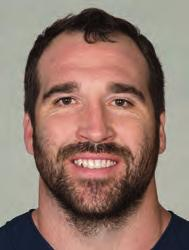69 JARED ALLEN Ht: 6-6 Wt: 270 Age: 32 College: Idaho State Bears Season: 1 NFL Season: 11 Acquired: Unrestricted free agent in 2014 (MIN) DEFENSIVE END ALLEN PRO CAREER: Five-time Pro Bowler