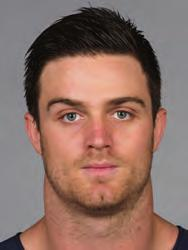 47 CHRIS CONTE Ht: 6-2 Wt: 203 Age: 25 College: California Bears Season: 4 NFL Season: 4 Acquired: 3rd round of the 2011 draft SAFETY CONTE PRO CAREER: Started 40-of-45 games played in three seasons