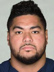 92 STEPHEN PAEA Ht: 6-1 Wt: 300 Age: 26 College: Oregon State Bears Season: 4 NFL Season: 4 Acquired: 2nd round of the 2011 draft DEFENSIVE TACKLE PAEA PRO CAREER: Appeared in 39 games with 24 starts
