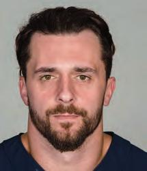 76 TREVOR SCOTT Ht: 6-5 Wt: 260 Age: 29 College: Buffalo Bears Season: 1 NFL Season: 7 Acquired: Unrestricted free agent in 2014 (TB) DEFENSIVE END SCOTT PRO CAREER: Comes to Chicago after stops in