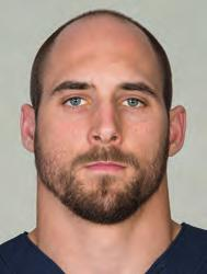 59 JORDAN SENN Ht: 5-11 Wt: 225 Age: 30 College: Portland State Bears Season: 1 NFL Season: 7 Acquired: Unrestricted free agent in 2014 (CAR) LINEBACKER PRO CAREER: The 6th year veteran joins the