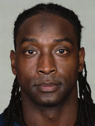 33 CHARLES TILLMAN Ht: 6-2 Wt: 198 Age: 33 College: Louisiana-Lafayette Bears Season: 12 NFL Season: 12 Acquired: 2nd round of the 2003 draft CORNERBACK PRO CAREER: Earned back-to-back Pro Bowl nods