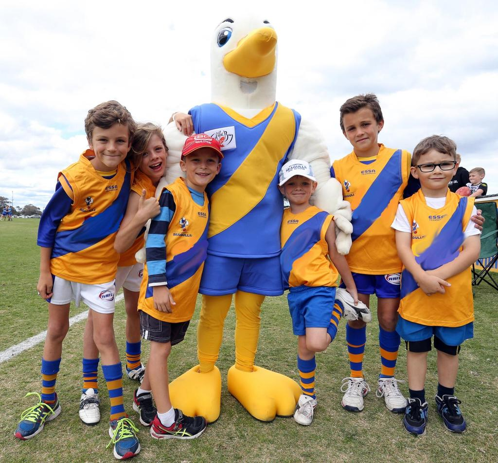 WILLIAMSTOWN FC
