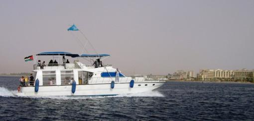 Cruising - Pharaoh s Island, Regional Waters, Sunset Cruise, Diving, Snorkeling & Fishing Al Azem 674-34 ft.